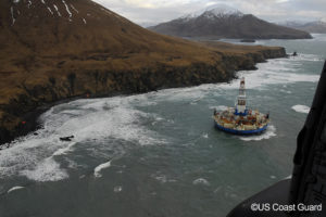 2012 Grounding of Shell's Arctic Drilling Rig Kulluk