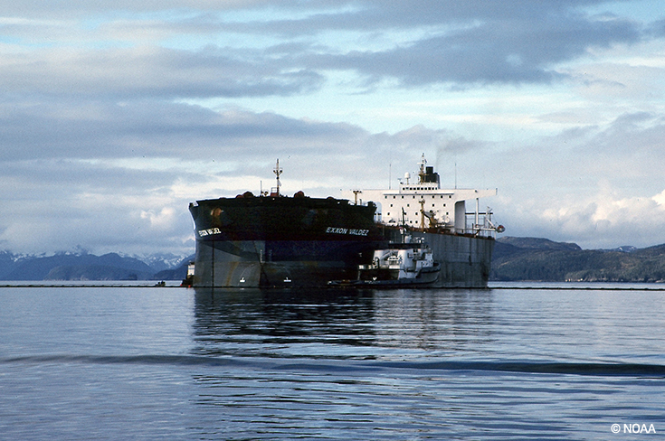 Action After Tragedy: The Exxon Valdez Oil Spill