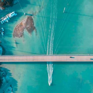 Aerial Key West